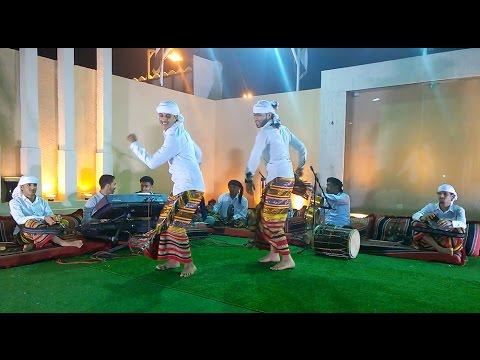 Yemeni Dance Dubai Global Village    الرقص اليمني في القرية العالمية بدبي