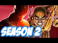 The Flash Season 2 - Professor Zoom vs. Zoom