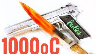 CUCHILLO A 1000 GRADOS - LOS RULES