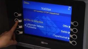 Otto-automaatilla voi nyt lahjoittaa kaksosten ja kolmosten tueksi