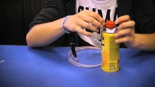 Gambar cover Jack's FX: CHEAP Blood spray and Ricochet tutorial