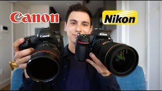 Switching Canon to Nikon? Nikon D850 Review!