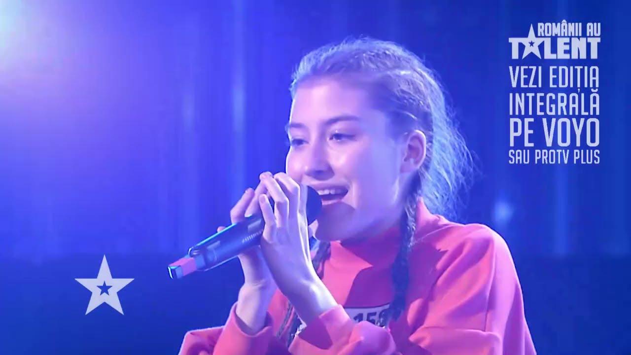 Românii au talent 2021: Denisa Lepădatu - solist vocal