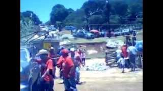 Campaña PRI comunidad del Charco, Atarjea gto