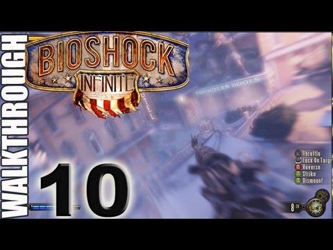 Bioshock Infinite, my first playthrough (Part 1) - YouTube