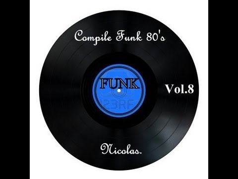 Compile Funk 80's ( Vol.8 ) HD