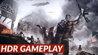 Homefront: The Revolution - HDR gameplay [PS4 Pro]