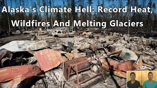 End Times News 2015 - Alaska Record Heat & Wildfires, World Running Out Of Water