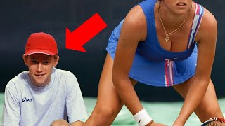 20 FUNNY MOMENTS WITH BALL GIRLS IN SPORTS