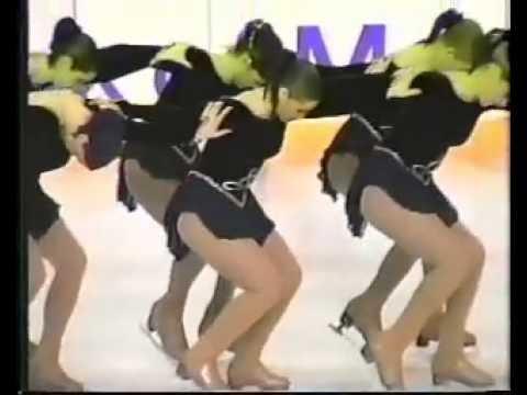 Synchronized Skating Junior Championships 1998