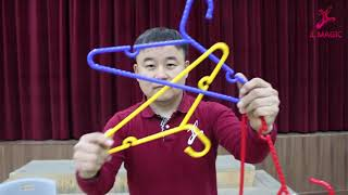 JUYONG Linking hangers