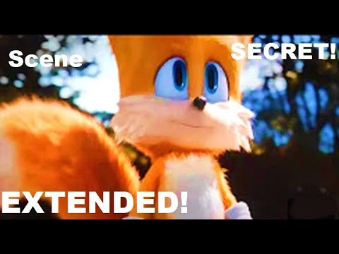 Sonic Extended Post Credit Scene Hd Youtube
