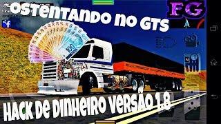 MOD APK Dinheiro Infinito e Carteira D Versão 1.8 (SEM ROOT) -  Grand Truck Simulator Android