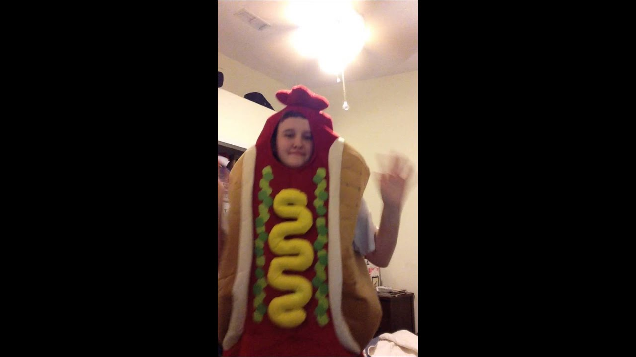 Month Hot Dog Costume
