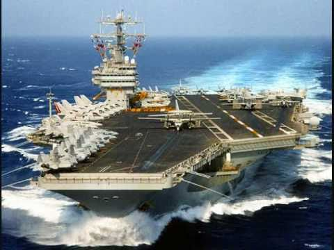 Nimitz Class Aircraft Carrier Slideshow