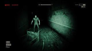 Безудержный Outlast #2 (Беги,прячься,умирай,НЕ СНИМАЙ КОНЦОВКУ)
