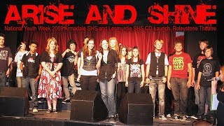 Download lagu Arise and Shine, Armadale Youth Music CD launch 2009