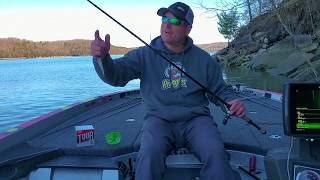 Greg Bohannan's Jerkbait Setup for Springtime Bass Fishing