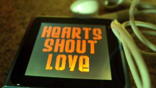 Hearts Shout Love - We No Speak in the Dark (Remix)