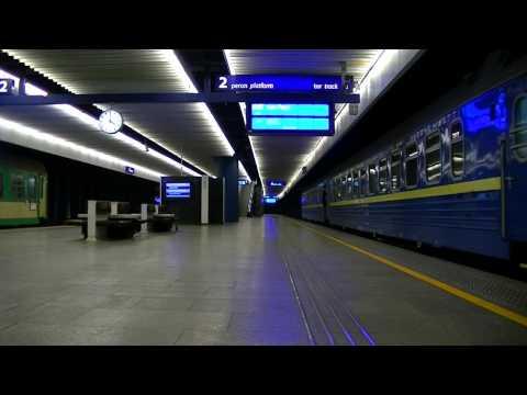 Krótkie spojrzenie na Kiev Express
