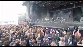 Sodom - The Vice Of Killing LIVE @ WFF 10