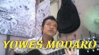 YOWES MODARO - AFTERSHINE FT DAMARA DE | COVER | NINO BARKER VERSI GITAR
