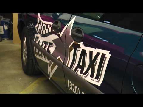Elite Taxi Comes Up With Solution To Recruit New Drivers, Also New Breast Cancer Awareness Taxi