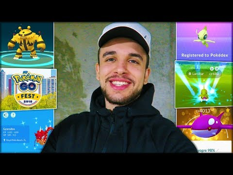 10 THINGS NIANTIC DID RIGHT IN 2018! (Pokémon GO) thumbnail