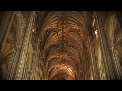 Welcome to Canterbury Cathedral