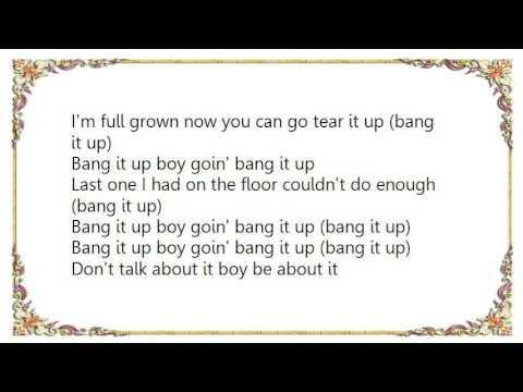 Ciara - Bang It Up Lyrics
