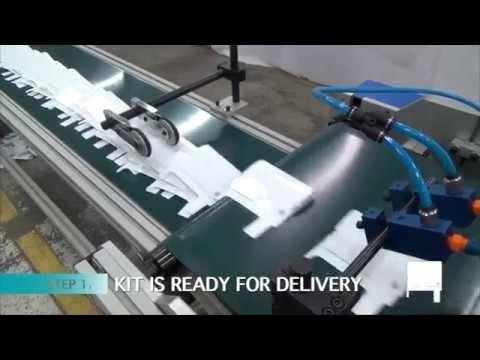 OTC Pharma Package  Assembly System
