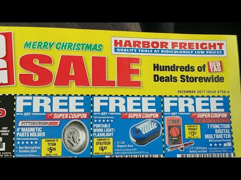 Harbor Freight Live Pt. 5...Wow!