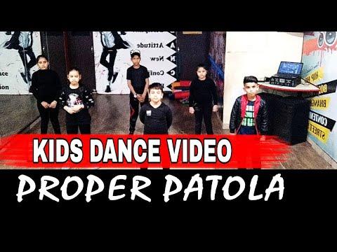 Proper Patola Dance   Class   Badshah  Diljit  D4U DANCE ACADEMY