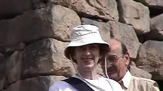 Voyage en Jordanie 2001