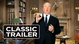 The Birds Official Teaser Trailer #1 - Alfred Hitchcock Movie (1963) HD