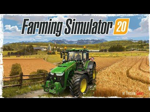 ФЕРМА В КАРМАНЕ | Farming Simulator 20 #1