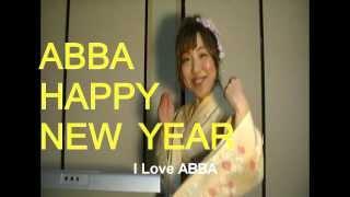 ABBA  HAPPY NEW YEAR  cover   Yuriko Honjo  YurikoTV Japan 本城 由利子(第5回ゆりこTV
