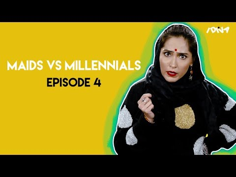 iDIVA - Every Indian Maid Ever Part 4 | Maids VS Millennials - New Year Special
