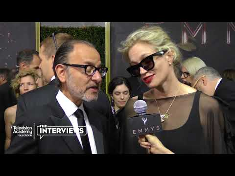 Fisher Stevens & Alexis Bloom on Carrie Fisher & Debbie Reynolds  2017 Creative Arts Emmys