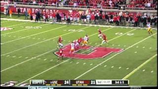 USC vs. Utah 2012