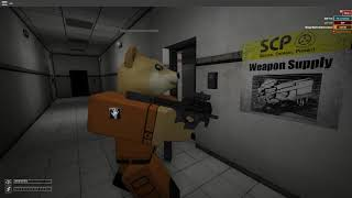 Roblox | SCP : Anomaly Breach (Back for a limited time)