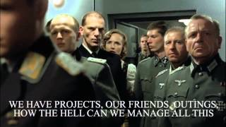 Angry Hitler on Engineering
