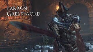 Farron Greatsword PVP (Abyss Watchers cosplay) // Dark Souls 3