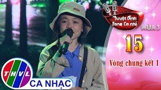 Phận mồ côi – Quỳnh Nhi | Tuyệt đỉnh song ca nhí Mùa 3 - Tập 15