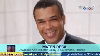 Lis MASISI / MADIVIN an AYITI. Gary Pierre Paul, Steven Benoit, Master G selon Louko Desir