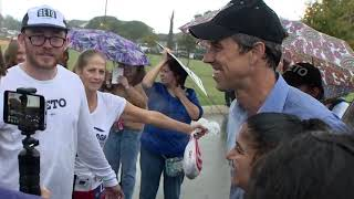 When might we know if Beto is making a 2020 White House run? Perhaps not for a long while O'Rourke could be among the favorites to win the Democratic nomination, but the field is expected to be a crowded one., From YouTubeVideos