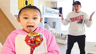 Johny Johny Yes Papa Eating Lollipops / Nursery Rhymes Song for kids by Fantastic family