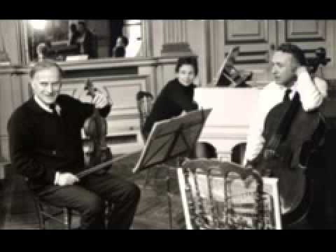 Beethoven Triple Concerto  Yehudi Menuhin,Maurice Gendron,Hephzibah Menuhin,István Kertész 1964