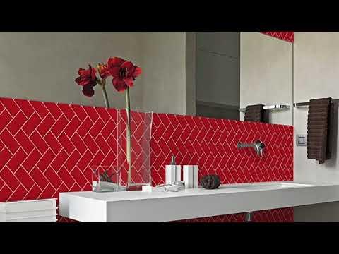 Subway tile Mulia Ceramics - YouTube