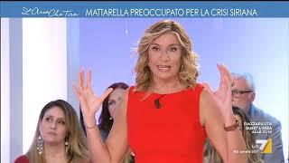 L'aria che tira - I venti di guerra e la politica italiana (Puntata 12/04/2018)